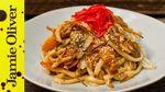 Yaki udon noodle stir fry: Tim Anderson