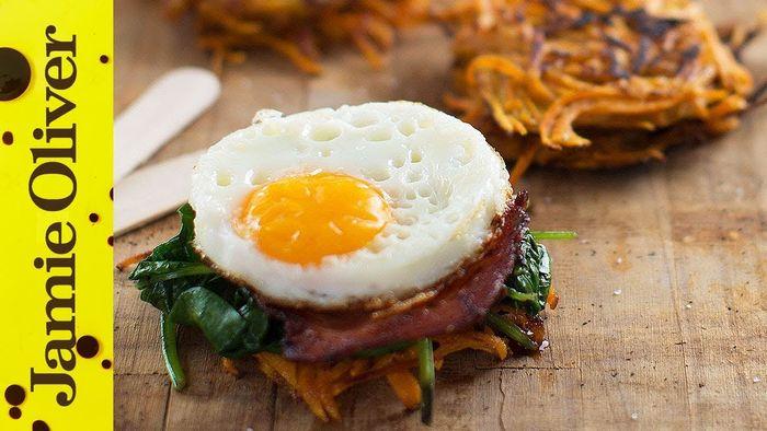 Breakfast Bacon Stacks