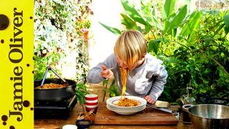 Spaghetti Bolognese: Buddy Oliver