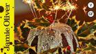 Gluten-free Christmas pudding: Kerryann Dunlop