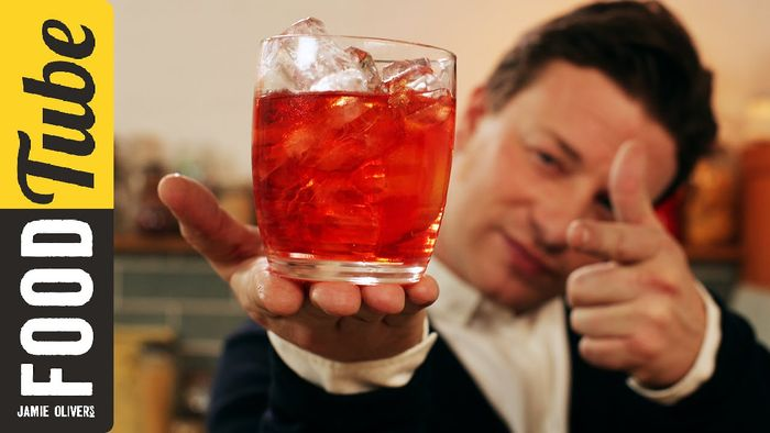 The negroni: Jamie Oliver