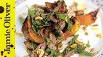 Roast duck & pumpkin: Jamie Oliver