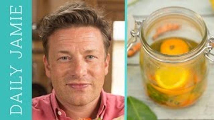 Let's talk about tea: Jamie Oliver
