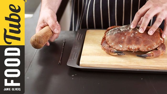 How To Prep Crab