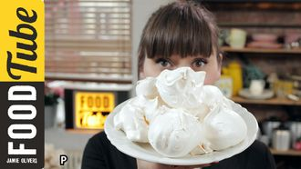 How to make perfect meringue: Cupcake Jemma