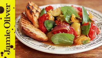 Easy ratatouille: Alex – French Guy Cooking