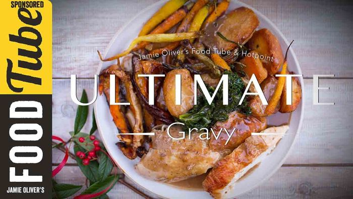 The ultimate gravy: Gennaro Contaldo