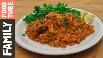 Chicken & chorizo stew: Kitchen Daddy