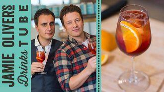 Negroni sbagliato cocktail: Jamie Oliver & Giuseppe Gallo