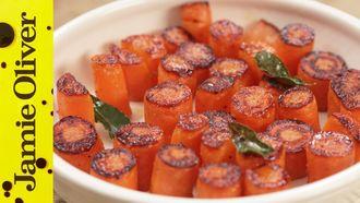 Sexy carrots: Jamie's Food Team