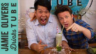 Thai lemongrass mojito: Jamie Oliver