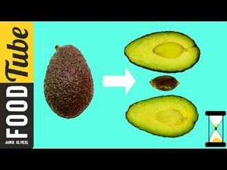 How to not get avocado hand: Jamie Oliver