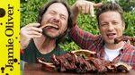 Rad rum ribs: DJ BBQ & Jamie Oliver