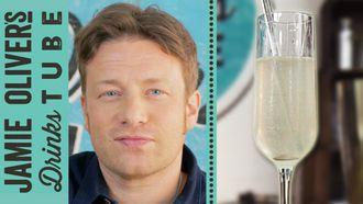 Grey Goose le fizz cocktail: Jamie Oliver