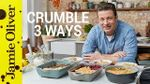 How to make fruit crumble: Jamie Oliver
