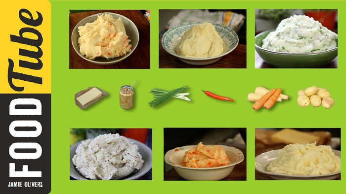 Interactive Mash Potato from Kerryann's Family Cookbook