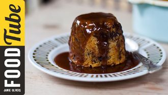 Chocolate chip banana pudding: Donal Skehan