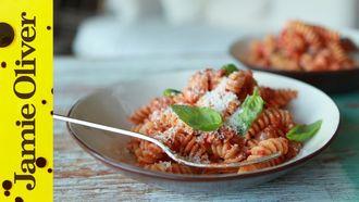 Classic tomato sauce: The Chiappas