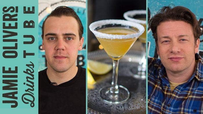 Jamie's Favourite Cocktail: Sidecar with Simone Caporale