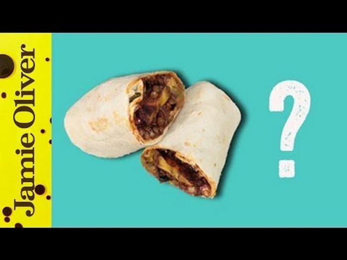 How to roll a burrito: Shay Ola