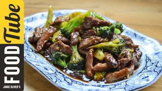 How to make beef in oyster sauce: The Dumpling Sisters