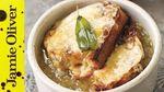 English onion & leek soup: Jamie Oliver