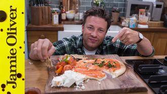 Super quick hummus: Jamie Oliver