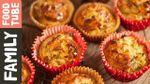 Easy breakfast muffins: Michela Chiappa