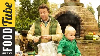 Jamie's perfect winter smoothie: Jamie Oliver