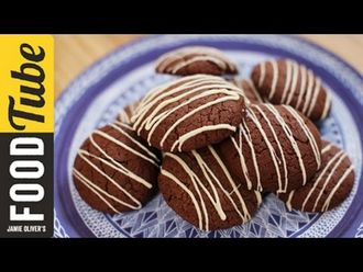 Simple chocolate cookies: Bryony Morganna
