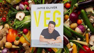 Jamie's new book Veg