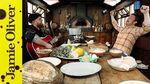 Carbonara & tunes: Jamie Oliver & Tom Walker