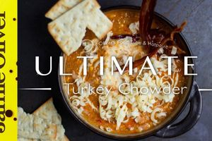 Ultimate turkey chowder