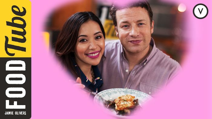 Romantic Valentine's Day meal: Jamie Oliver & Michelle Phan