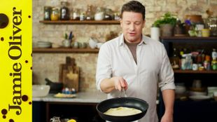 Hero pancake batter, 4 ways: Jamie Oliver