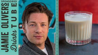 Black Russian & white Russian cocktails: Jamie Oliver
