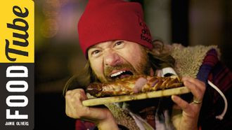 Candied pork tenderloin: DJ BBQ & Gjermund Braaten