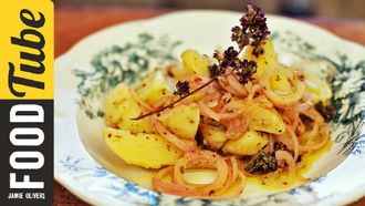 Potato salad: Gennaro Contaldo