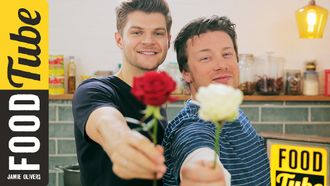 The perfect Valentine's Day meal: Jamie Oliver & Jim Chapman