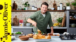 Toad in the hole: Jamie Oliver