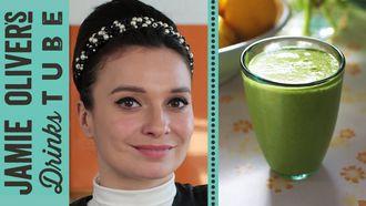 Gizzi's green smoothie: Gizzi Erskine