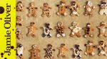 Christmas gingerbread men: Jools Oliver