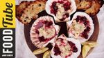 Scallop tartare with bacon & beetroot: Nathan Outlaw