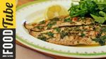 Gorgeous grilled fish with pesto dressing: Gennaro Contaldo