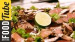 Chinese rib eye steak: Jamie Oliver