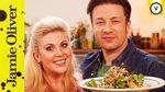 Veggie stir-fry: Jamie Oliver & Sprinkle of Glitter