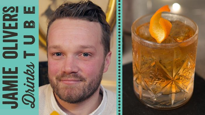Whisky old fashioned cocktail: Rich Hunt