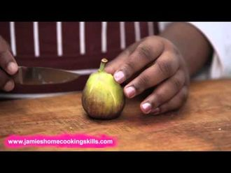 How to prepare figs: Jamie's Food Team