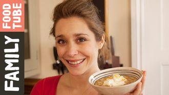 Rice pudding with apricot & coconut: Michela Chiappa