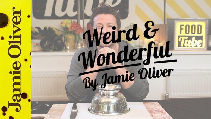 Jamie Oliver's giant lemons